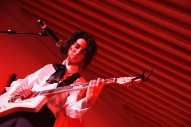 "St. Vincent's New Album Is ""All About Sex And Drugs And Sadness"""