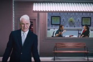 "Steve Martin – ""Caroline"" Video (Feat. Cecily Strong & Bill Hader)"
