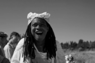 "Shabazz Palaces – ""Shine A Light"" (Feat. Thaddillac) Video"
