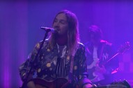 Watch Tame Impala Play &#8220;Love/Paranoia&#8221; On <em>The Tonight Show</em>