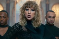 "Taylor Swift's ""Look At What You Made Me Do"" Headed For #1, Preventing ""Despacito"" From Setting Chart Record"