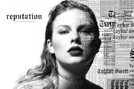 Taylor Swift Announces New Album <em>Reputation</em>