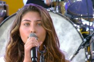 Watch Chris Cornell&#8217;s Daughter Toni Sing &#8220;Hallelujah&#8221; In Tribute To Her Dad &#038; Chester Bennington On <em>GMA</em>
