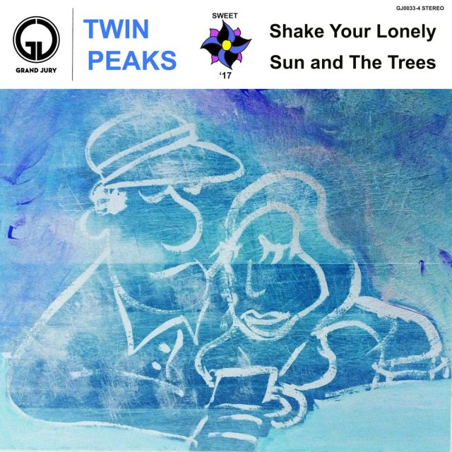 Alumni Twin Peaks Continue Their Sweet 17 Singles Series Today With Two More Tracks Both Low Key Than Were Used To From This Crew A Side Shake