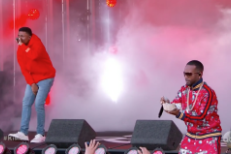 Vince Staples and Juicy J