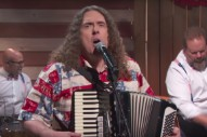 Watch &#8220;Weird Al&#8221; Yankovic Beg North Korea Not To Nuke Us On <em>Last Week Tonight</em>