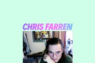 "Chris Farren – ""Be There 4 Ya"""
