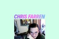 "Chris Farren – ""Be There 4 Ya"""