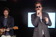 "Watch Baio Cover White Town's ""Your Woman"" In His Stereogum Session"