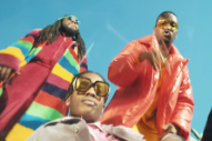 "D.R.A.M. – ""Gilligan"" (Feat. A$AP Rocky & Juicy J) Video"