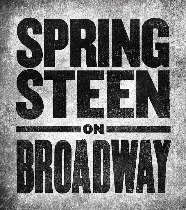 Bruce Springsteen on Broadway is happening. Here are the details