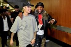 Justin Bieber & Floyd Mayweather