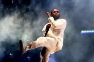 Kendrick Lamar Confirms <em>DAMN.</em> Is Meant To Be Played Backwards