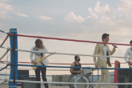Watch The Killers' Promo Video For Mayweather Vs. McGregor Fight