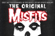 The Original Misfits Announce Another Reunion Show