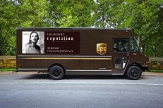 UPS Rolls Out Taylor Swift-Branded Trucks