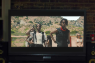 "Playboi Carti – ""New Choppa"" (Feat. A$AP Rocky) Video"
