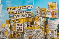 Stream King Gizzard &#038; The Lizard Wizard <em>Sketches Of Brunswick East</em>