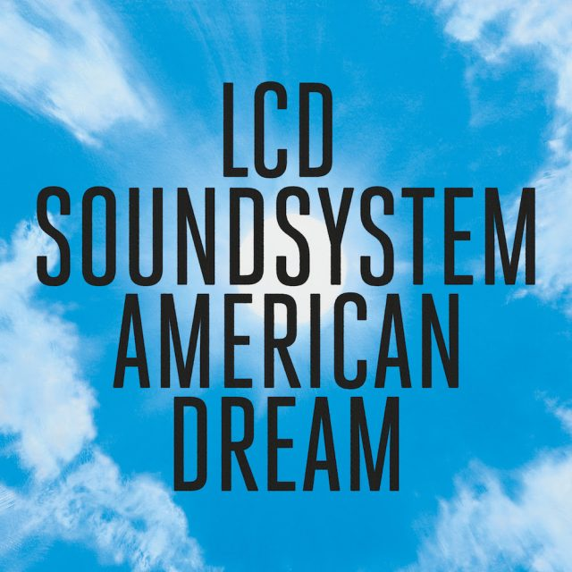 LCD Soundsystem share artwork for American Dream