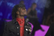 "Lil Uzi Vert's <em>Luv Is Rage 2</em> Debuts At #1: Watch His New ""XO Tour Llif3"" Video"