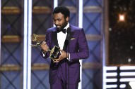 Donald Glover Wins Emmys For <em>Atlanta</em>
