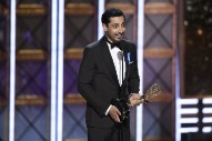 Riz Ahmed Wins Outstanding Lead Actor Emmy For <em>The Night Of</em>