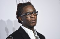 Young Thug Arrested For Felony Marijuana Possession