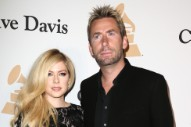Avril Lavigne Reunites With Ex Chad Kroeger On Stage During Nickelback Show