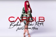 "Cardi B – ""Bodak Yellow (Remix)"" (Feat. Kodak Black)"