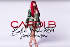 Cardi B - Bodak Yellow remix