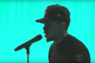 Watch Chance The Rapper Debut A New Song On <em>Colbert</em>