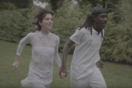 "Charlotte Gainsbourg – ""Deadly Valentine"" Video (Feat. Dev Hynes)"
