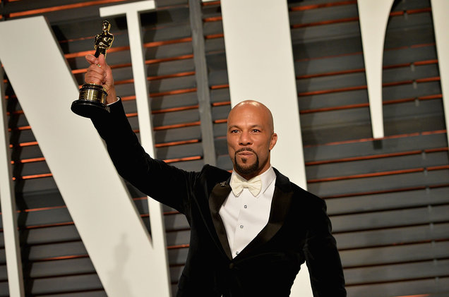 Common Becomes The First Rapper To Win An Emmy, Grammy, And Oscar