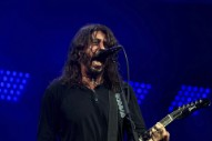 Dave Grohl Had A Cool Plan For Foo Fighters' New Album Until PJ Harvey Beat Him To It