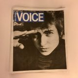 Bob Dylan Is On the Cover Of The Village Voice's Final Print Issue