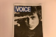 Bob Dylan Is On the Cover Of <em>The Village Voice</em>&#8217;s Final Print Issue