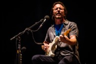 Watch Eddie Vedder Debut A New Song, Cover Fugazi At Ohana Fest
