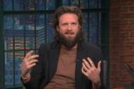 Watch Father John Misty&#8217;s Very Entertaining Interview And Performance On <em>Seth Meyers</em>
