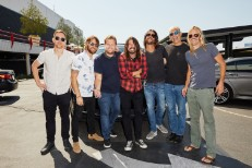 Foo Fighters and James Corden