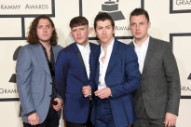 Arctic Monkeys Begin Recording New Album In Secret Location