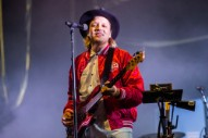 "Watch Arcade Fire Play ""We Don't Deserve Love"" At Quebec City Tour Opener"