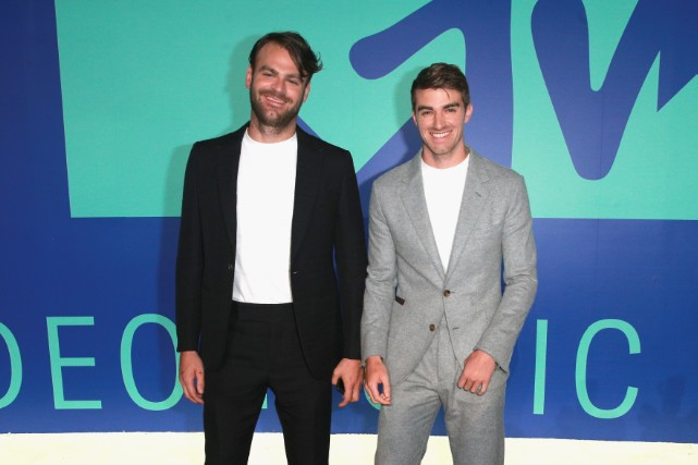 The Chainsmokers cracked a stupid, racist joke in China