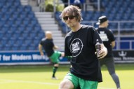 Jarvis Cocker, Richard Ashcroft, Marcus Mumford, & More Play Charity Soccer To Benefit Grenfell Tower Fire Survivors