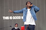 Pusha T Teases Kanye-Produced <em>King Push</em> At Made In America