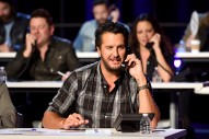 Luke Bryan Signs On To Judge <i>American Idol</i> Reboot Alongside Katy Perry