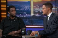 Watch Gucci Mane Talk About <em>Spring Breakers</em> &#038; His Kiss-Cam Proposal On <em>The Daily Show</em>