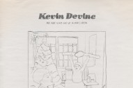 "Kevin Devine – ""I Was Alive Back Then (Acoustic)"" (Feat. Half Waif)"