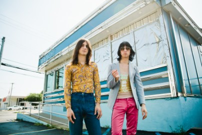 At Home With The Lemon Twigs