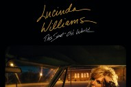 "Hear ""Sidewalks Of The City"" From Lucinda Williams' New Re-Recording Of <em>Sweet Old World</em>"