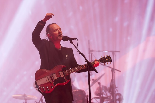 Hear Radiohead and Hans Zimmer's 'Blue Planet II' Version of